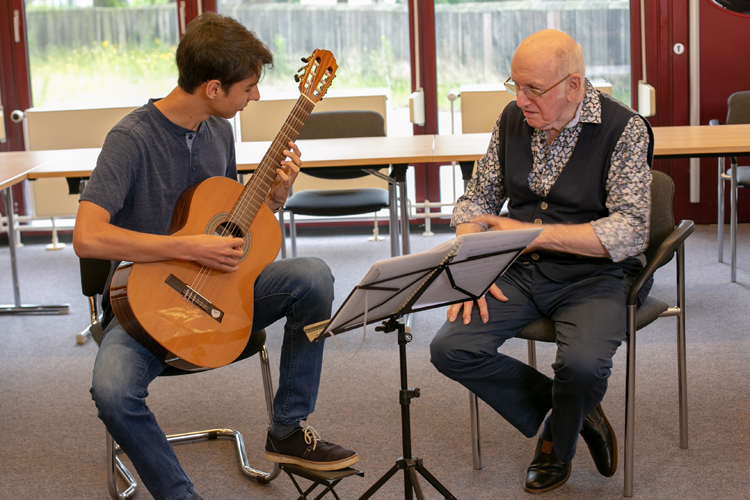 Music workshops, June 15, 2019
